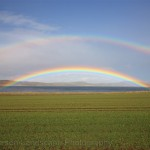 Rainbows over Beauly Firth